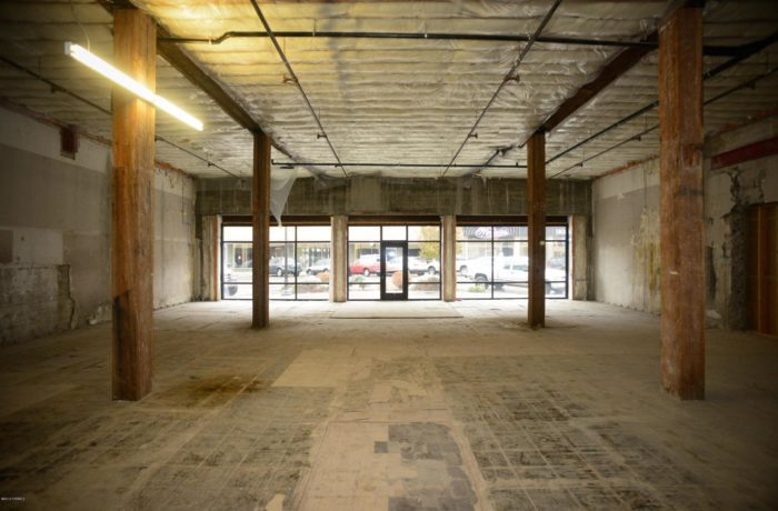 The Lofts – Commercial Spaces